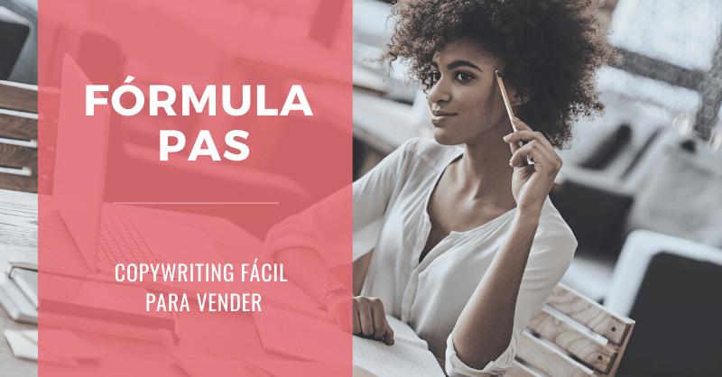 Formula PAS Copywriting